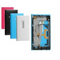 China 4.3 Inch Blue , Pink  Mobile Phone Housing For Nokia Lumia 900 Battery Housing Door wholesale
