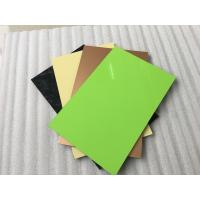 China Vivid Color PVDF Aluminum Composite Panel Exterior Wall Cladding Materials wholesale