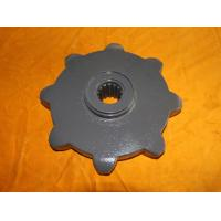 China Kubota combine Harvester chain drive sprockets 5T057-1646-0 , harvester combine parts for Kubota DC-60 / DC-70 wholesale