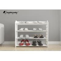 Buy cheap Modern simple shoe cabinet economic multi-functional collection cabinet multi-layer assembly from wholesalers
