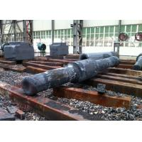 China Mining Industrial ASTM Open Die Forging Drive Shaft And Transmission Shaft wholesale
