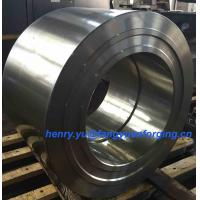 Buy cheap Forged Blanks Rolled Alloy Steel 1.7225,1.7218,1.6552,42CrMo4,34CrNiMo6, 18CrNiMo7-6,4130, 4140,4340,8620 from wholesalers