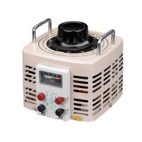 China Customized AC Variac Voltage Regulator , 1000VA Automatic Voltage Regulator wholesale