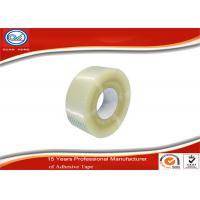 China Custom Clear BOPP Adhesive Packaging Tape good impact resistance wholesale