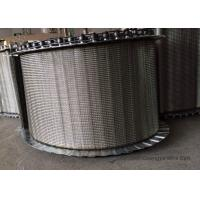 China Sprial Wire Furnace Conveyor Belt Hot Treatment Acid Resistant ISO9001 wholesale