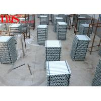 Buy cheap Corrosion Proof Modular Cuplock Ledger Scaffolding For Horizontal Connection from wholesalers
