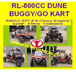 China Top Quality 800cc fashional buggy/go karting wholesale