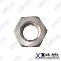 China duplex steel S32750 China hardware stainless steel fasteners hex nut ASME B18.2.2 wholesale