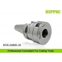 China Hydraulic Heat Shrink Tool Holders / BT30 Steel Tool Holder With 16mm Clam Diameter wholesale