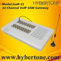 Buy cheap Quad band 32 Channels GSM VoIP Gateway GoIP-32 voip terminal from wholesalers