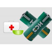 China 3.0V 4/5A CR17450 Non-Rechargeable Li-MnO2 Cylindrical Batteries 2200mAh for security alarms wholesale