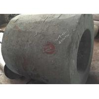 Quality MTC 42CrMo4 Metal Forgings Sleeve Roller Press For Cement Plant for sale