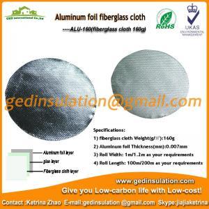 aluminum coated fabric