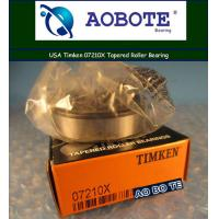 China ISO 9001 OEM Automotive Timken Taper Roller Bearings Single Row wholesale