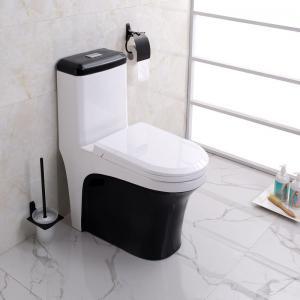China Foshan China Sanitary Ware Manufacturers wc one piece Toilet Set wholesale