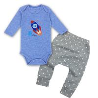 100% Cotton Tiny Baby Clothes  Soft Newborn Baby Clothes For Boy