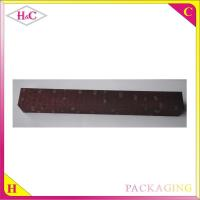 China Handmade luxury paper pen and painting display box wholesale