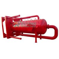 China Drilling Mud Gas Separator for Liquid and Gas / Oil Separator with API and ISO9001 Certificate on sale