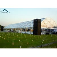 China Polygon Shape Large Outdoor Marquee Tents 1500 People Luxury Decorations wholesale