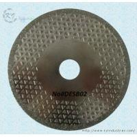 China Electroplated Diamond Cutting Blades - DESB02 wholesale