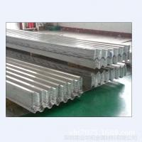 China Rolling Shutter Decorative Aluminum Sheets , Corruguated metal Panels wholesale