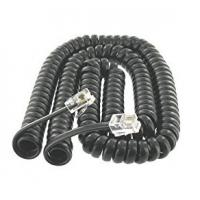China Retractable Warranty Ethernet Coiled Electrical Cord For Computers Net Work Electronics wholesale