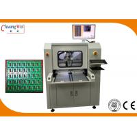 China Stand Alone CNC PCB Router Machine With 0.01mm Positioning Repeatability wholesale