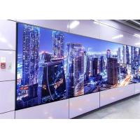 China 1920~3840Hz Indoor Advertising LED Display Slim and Lightweight LED Video Wall wholesale