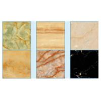 PVC panel with UV coating /Faux marble wall panel