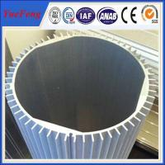 China Great! Aluminium die casting radiator , aluminium panel radiator round wholesale