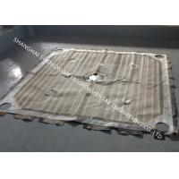 Buy cheap High Tensile Strength Press Filter Cloth Synthetic Polyproplene Woven 750 AB from wholesalers