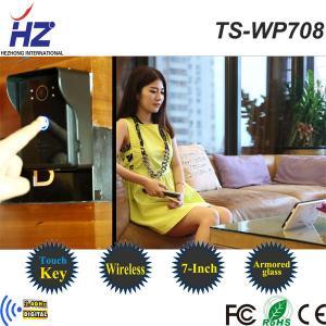 China 7inch color video door phone/video door bell/ intercom system wholesale