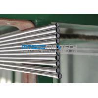 China ASTM A213 / A269 Stainless Steel Precision Tubing , Seamless Tube For Chromatogrphy wholesale