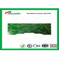China Double side Car PCB Gold Plating with ISO9001, UL, ISO, SGS wholesale