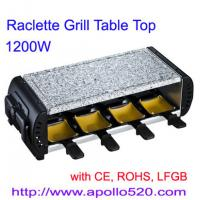 China Raclette Grill Table Top wholesale