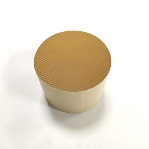 Ceramic Honeycomb Catalytic Converter Honeycomb Monolith EURO 6 VI