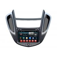 China Android Chevrolet GPS Navigation TRAX 2014 DVD Bluetooth Hand-Free Name Search Phonebook on sale