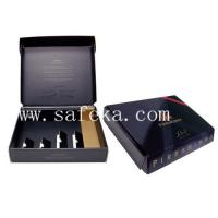 China Carton Retail Packaging  Boxes for Wines Gift Set for Promotions wholesale