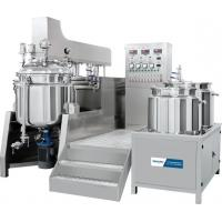 China Equipment Used In The Manufacture Of Emulsions,Emulsion Mixer Machine/Vacuum Emulsifier wholesale