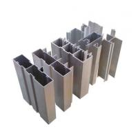 Quality Electrophoresis Aluminum Door Extrusions for sale
