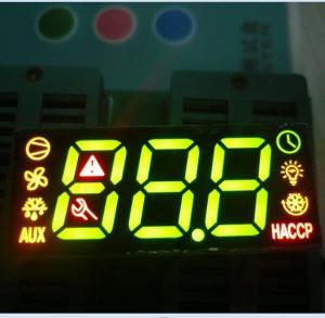 China Fridge Control Custom LED Display , 7 Segment Led Display 3 Digit Super Bright wholesale