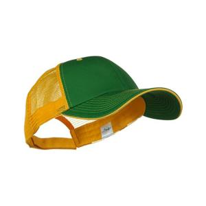 China Customized Unisex 5 Panel Trucker Cap With Metal Buckle wholesale