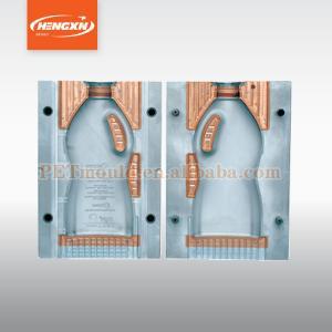 China HDPE bottle mould wholesale
