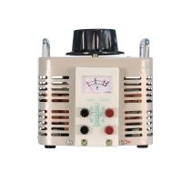 China TDGC2 220V Low Voltage Variable Transformer Contact Type Voltage Regulators With Motor wholesale