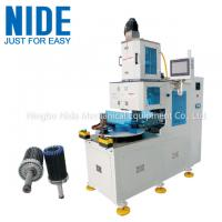 Buy cheap Auto Coil Winding Machine For 2 poles , 4 poles and 6 poles stator from wholesalers