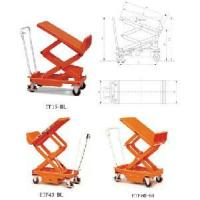 China Tilting Lifting Table Truck-TF/ETF-BL Series wholesale
