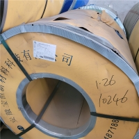 China AISI SUS ASTM A480 Stainless Steel Coil 201 321 1.4304 304 Hot Dip Galvanized Coils wholesale