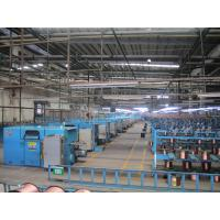 China FUCHUAN Tinned Wire , Silver Jacketed Wire Copper , Wire Bunching Machine / Equipment wholesale