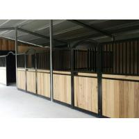 Buy cheap Temporary Horse Stable Partitions / Horse Shelter 3*2.2m 3.6*2.2m from wholesalers