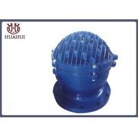 Quality Ductile Iron Foot Flanged Check Valve With Striainer DN80 ISO99001 Certification for sale